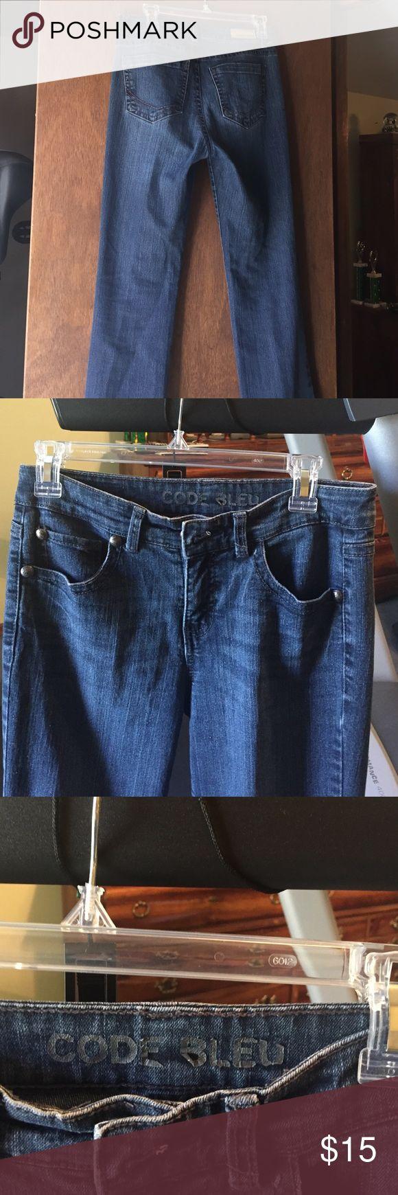 Missed jeans Code Bleu jeans , great condition ! code bleu Pants Straight Leg