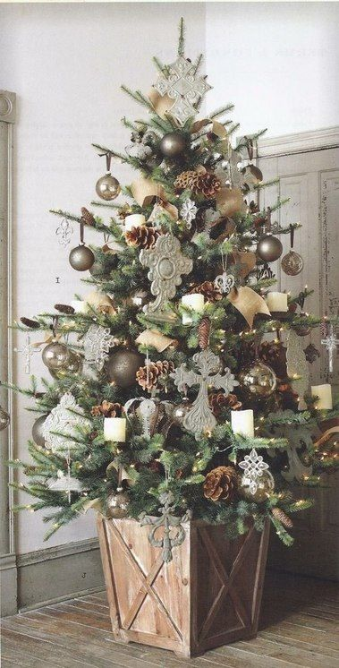 Pictures Of Decorated Christmas Trees 665 best christmas tree ideas images on pinterest | xmas trees