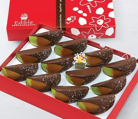 Edible Arrangements: FREE Salted Caramel Apple Wedge (Today Only)