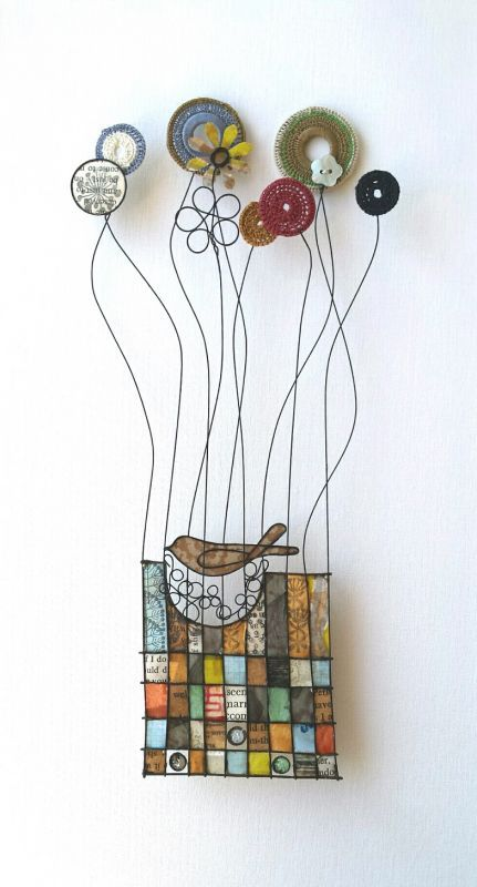 Nesting   Made By Hand Online made by Liz38 x 22 cm 165 Brits Pound