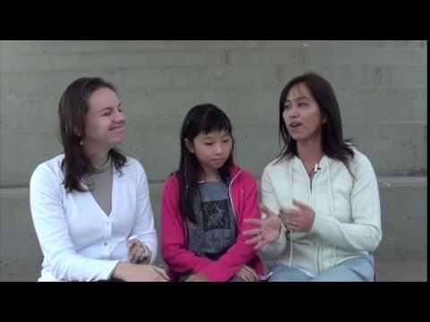 Nistagmo, Astigmatismo e Estrabismo - Depoimento de melhora visual Lia 11 anos - YouTube