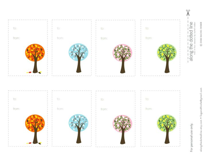 Best Bag Toppers Gift Tags Images On   Free