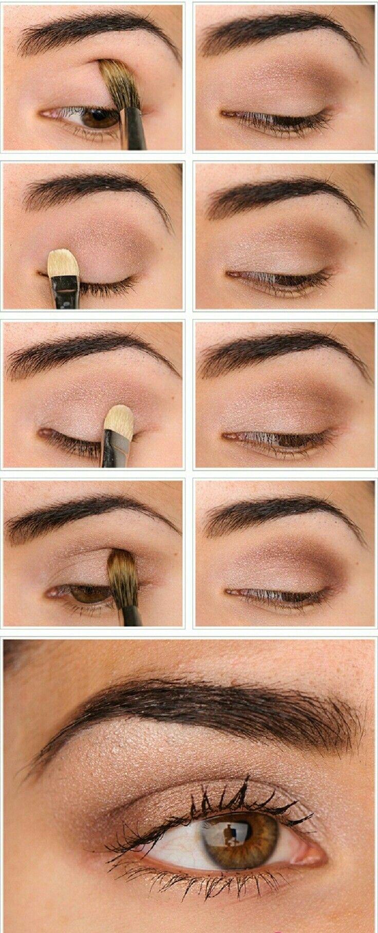 Aprende a resaltar tus ojos marrones con estos increíbles pasos. ¡Te sorprenderás con el resultado!