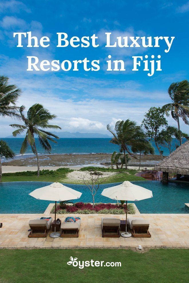 The 3 Best Luxury Resorts in Fiji in 2019   The World's Most