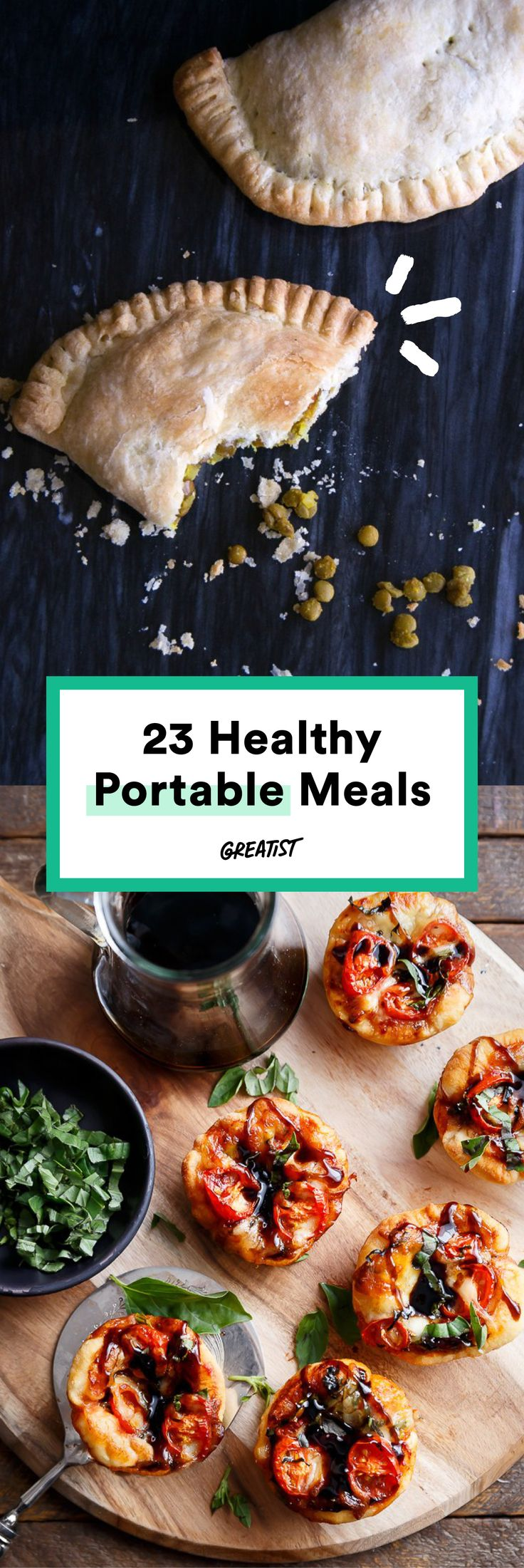 Who needs utensils? #healthy #portable #recipes http://greatist.com/eat/portable-meals-you-can-legit-eat-with-your-hands
