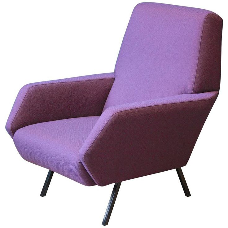 1950s Lounge Armchairs Re Upholstered In Multicolored: 25+ Best Vintage Armchair Ideas On Pinterest