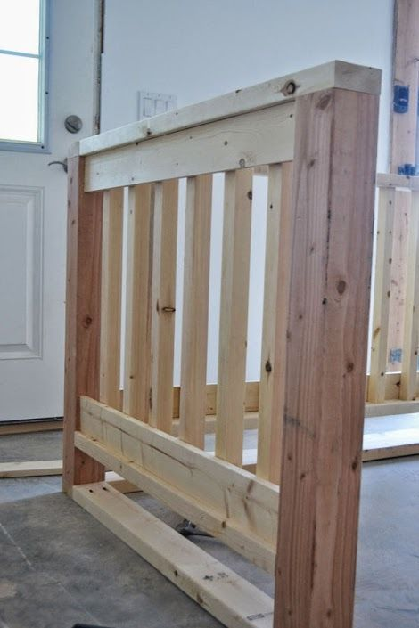 Diying A Wood Handrail Ana White Favorite Places Spaces Pinterest Ana White Wood