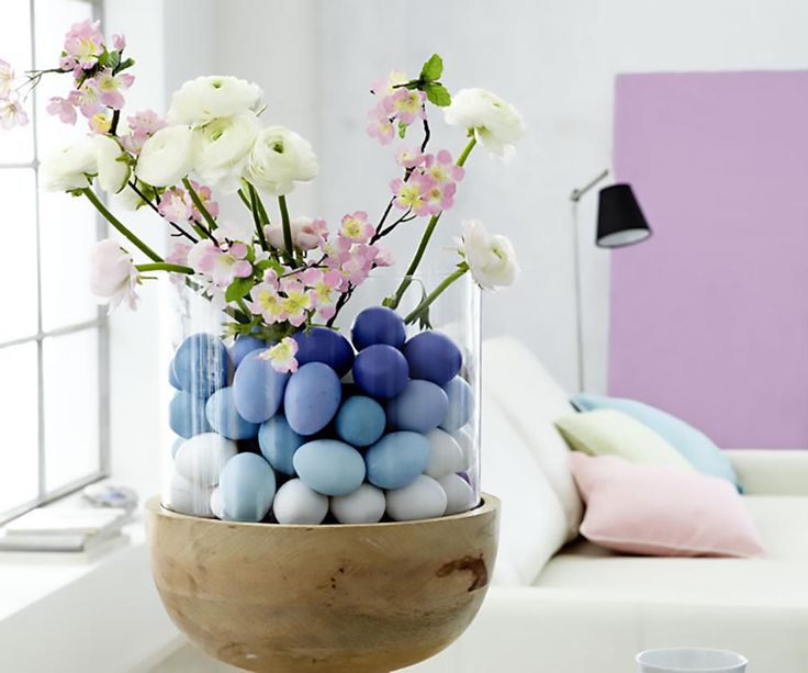 94 best idee per decorare e arredare images on pinterest ... - Arredare Casa Per Pasqua