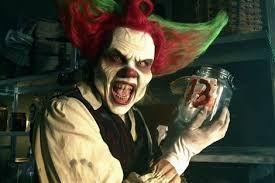 Eddie de clown