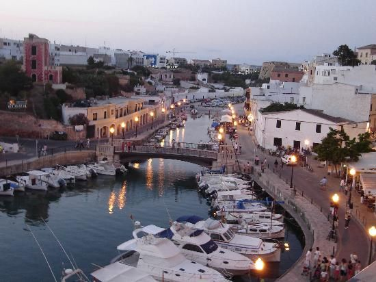 cuitadella de menorca, another beautiful place i spent 3 summers working, a little part of my heart will always be fragel !