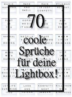 Lightbox Sprüche Winter