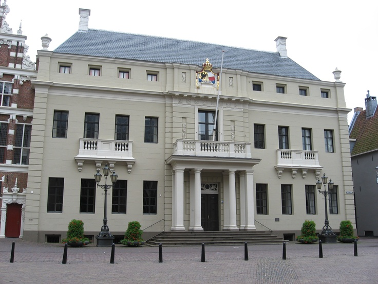 Stadhuis (City Hall) Deventer (Holland)
