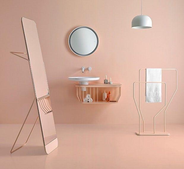 Banheiros e lavabos decorados: 150 ideias para se inspirar (Foto: Divulgação)