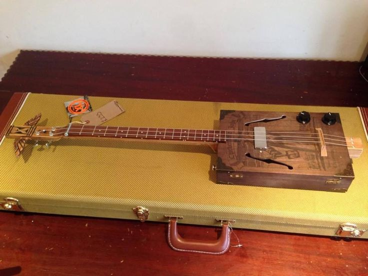 Struny Do Cigar Box 3string