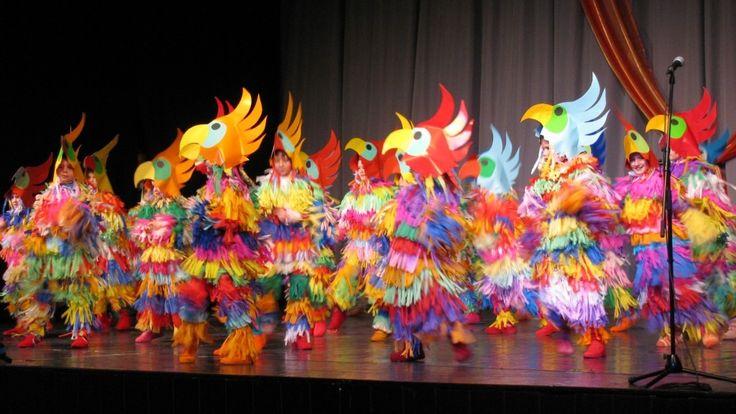 Farsang 2012 - Papagájok 1