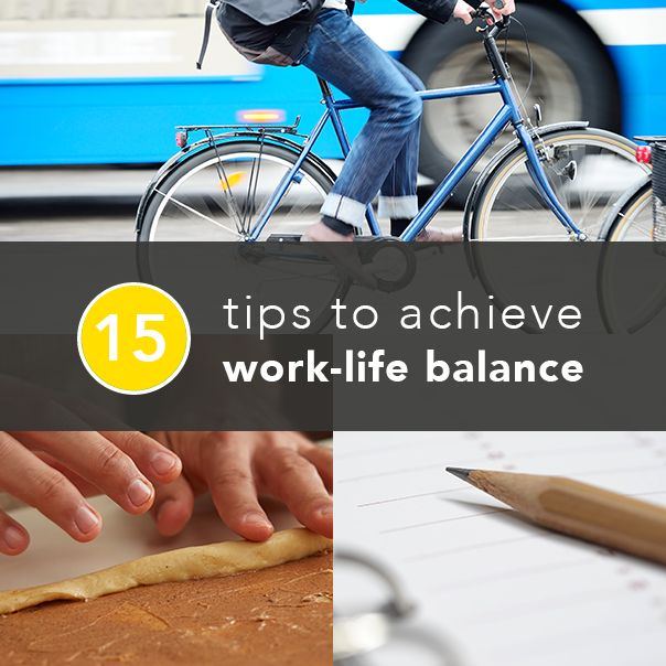 Do you have trouble with work-life balance? I know I do! Here are some great tips to help you.