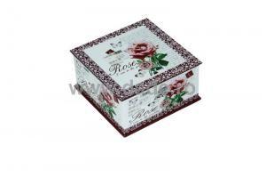Set de 4 casete de bijuterii Rose0