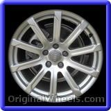 Audi A5 2014 Wheels & Rims Hollander #58891 #Audi #A5 #AudiA5 #2014 #Wheels #Rims #Stock #Factory #Original #OEM #OE #Steel #Alloy #Used