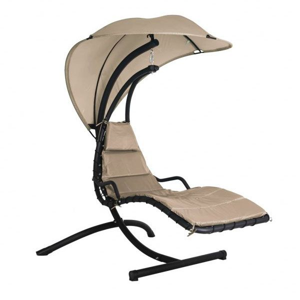 Taupe Helicopter Swing Seat – The UK's No. 1 Garden Furniture Store