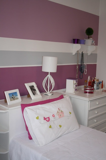 25 melhores ideias de paredes listradas no pinterest for Decorar paredes dormitorio juvenil