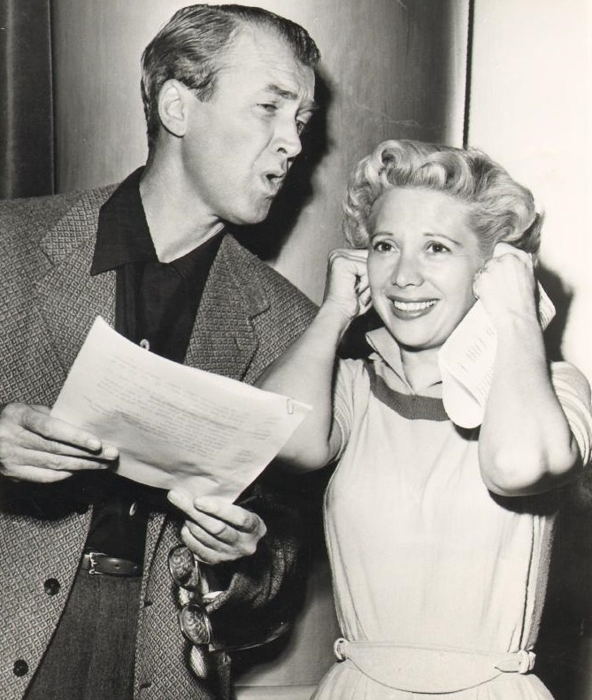 Image result for dinah shore and james stewart