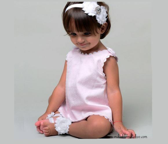 La hija de Luis Fonsi y Águeda López debuta como modelo
