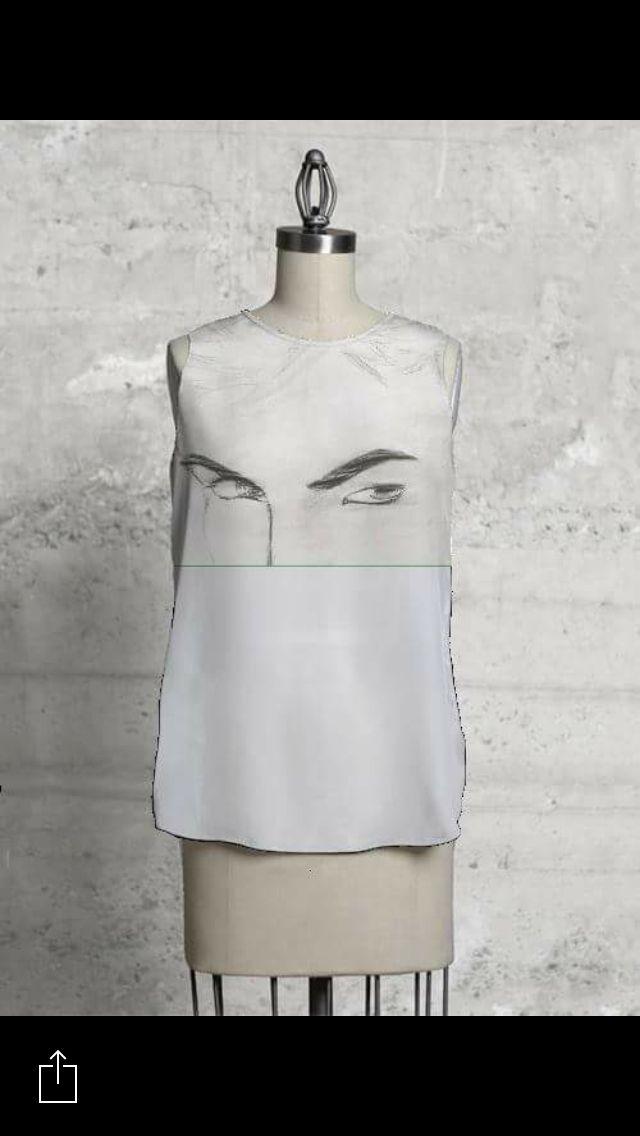 MY OWN DESIGN, BUY ON VIDA http://shopvida.com/collections/maria-aro #designer #fashion