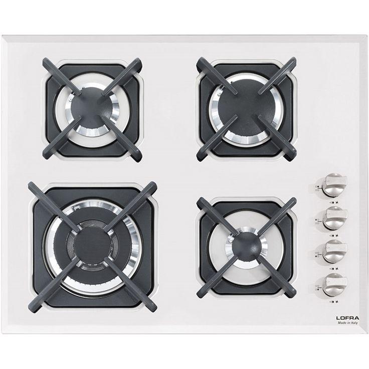 Εστίες Αερίου : Lofra Mercurio 62 HGB 6H0