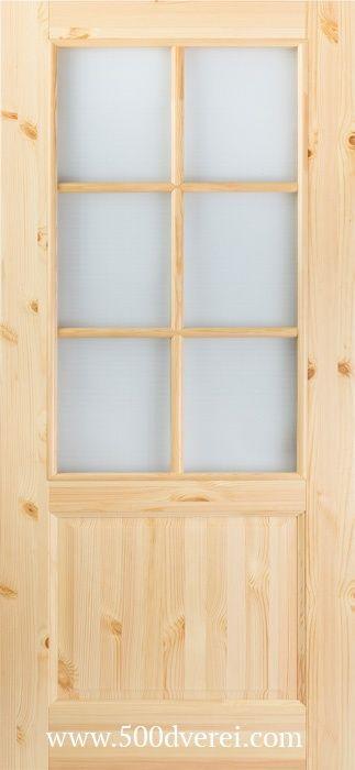 Дверное полотно ПО М-12 бесцветный лак  5 390 руб.