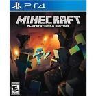 Minecraft -- PlayStation 4 Edition (Sony PlayStation 4 2014)