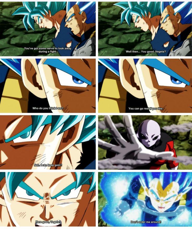 Goku And Vegeta Vs Jiren Anime Dragon Ball Super Anime Dragon Ball Dragon Ball Z