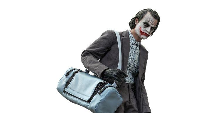 The Dark Knight: The Joker (Bank Robber Version 2.0) 1/6th Scale Figure (Heath Ledger)