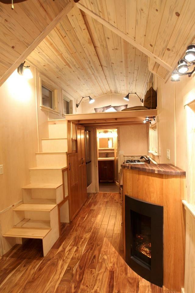 Inside, Youu0027ll Find Acacia Hardwood Floors, Custom Cherry Cabinets With Toe