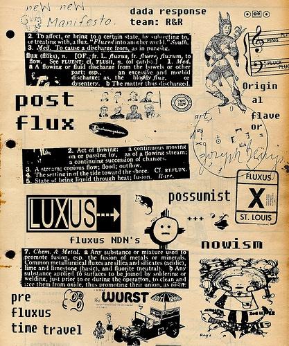 New Fluxus Manifesto