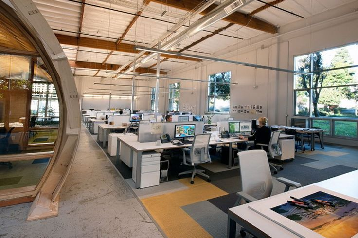 Hip office spaces google search design and for Hip office design