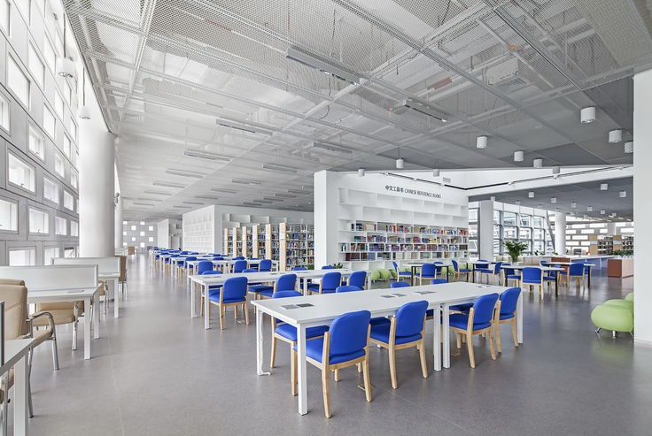 Gallery of Library of South University of Science and Technology of China / Urbanus - 21