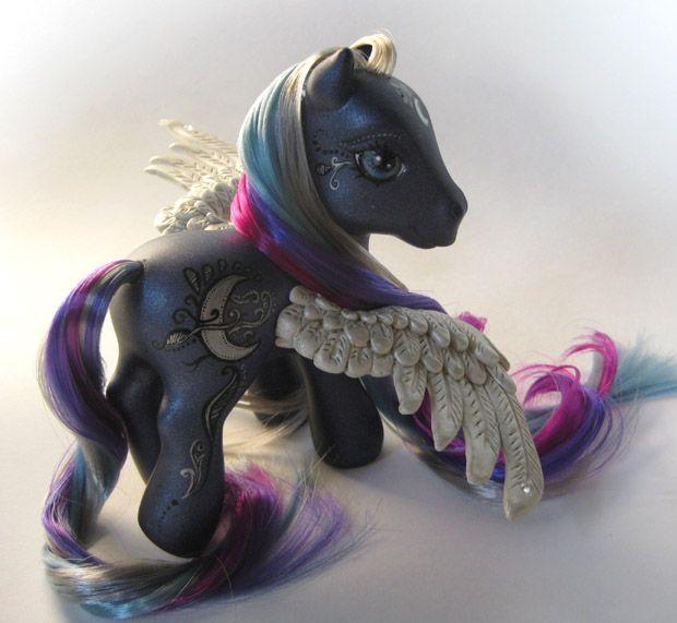 Build A Bear My Little Pony Hair Care
