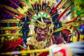 A cultural  celebration in Jamaica. They have three major religions in Jamaica, Christianity, Rastafarian & Judaism.