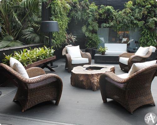 revista decoracao para ambientes pequenos : revista decoracao para ambientes pequenos:Jardim vertical é tendência em paisagismo para pequenos ambientes