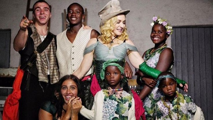 Madonna Opens Up About Her Emotional Adoption Journey, Recalls 'Pretty D...
