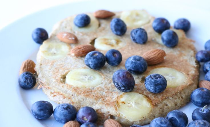 Protein banana pancakes Jeg vil tro alle husker alt oppstyret rundt de magiske bananpannek...