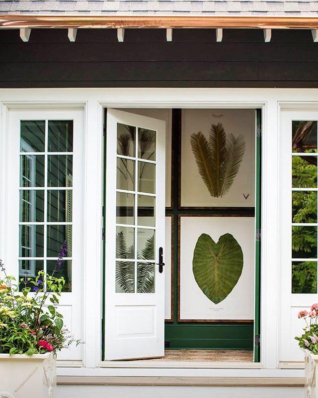 @blackwell_botanicals how amazing is this shot??!!! @billingramarchitect looks beautiful! #SLideahouse