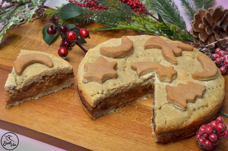 Vegán almás pite - NAGYON NAGYON JÓ