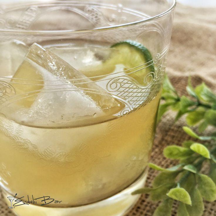 Delta S scotch viski, Southern Comfort, misket limon suyu, pudra şekeri #cocktail #kokteyl #mix #scotch #viski #recipe #tarif #whiskey #içki