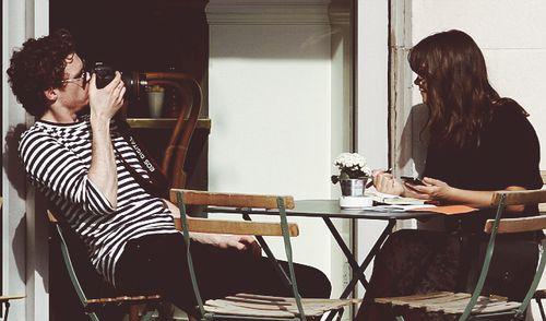 Richard Madden x Jenna cuteness overload