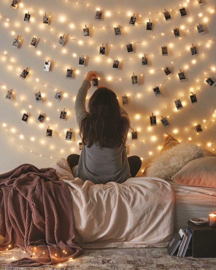 Fotowand zu Hause gestalten- Tipps und 25 kreative Ideen