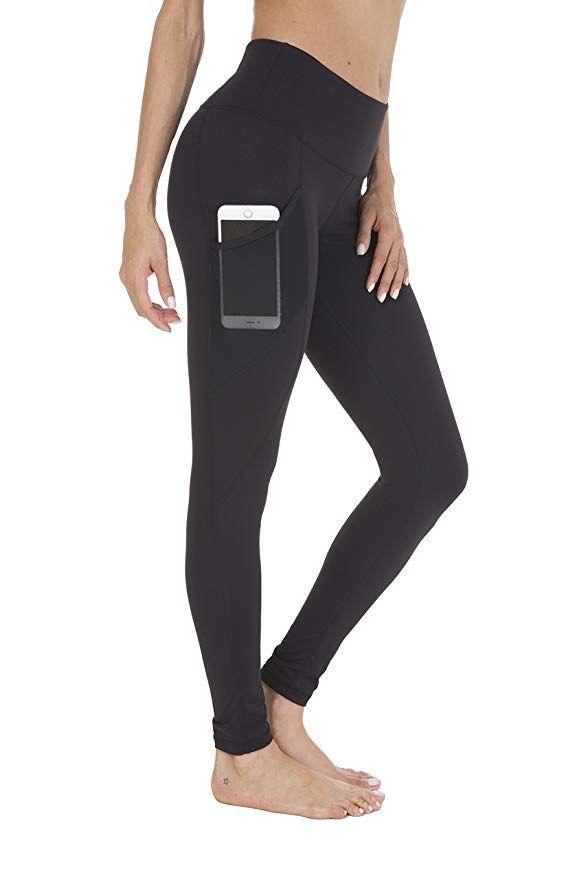 0e36b026368cc Queenie Ke Women Power Flex Yoga Pants Workout Running Tights Plus Size  Leggings: Amazon.ca: Clothing & Accessories