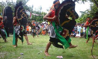 seni: Kesenian tradisional indonesia. Jaranan