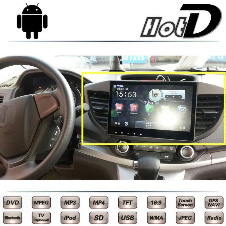For HONDA For CRV For CR-V RM 2011 2012 2013 2014 2015 2016 Car Multimedia DVD Player GPS Navigation Android System Big Screen