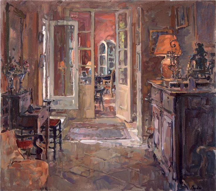 Gallery of romantic Muscovite. - Susan Ryder. *** Lamplight & Sunlight:
